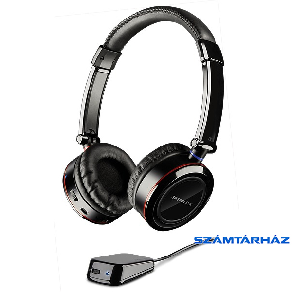 Speedlink SCYLLA wireless Stereo Gaming headset, fekete