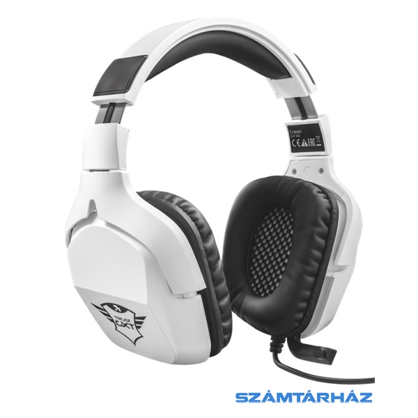 Trust GXT 354 Creon 7.1 Bass Vibration gamer USB headset 5953e5b01f