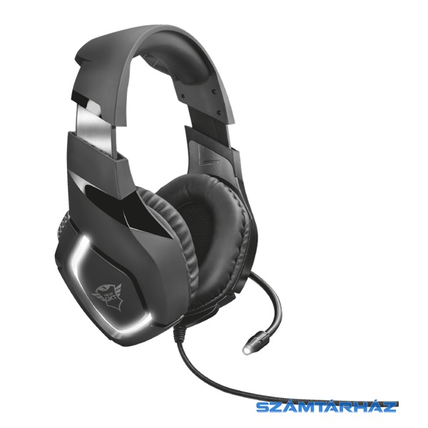 Trust GXT 380 Doxx Illuminated gamer headset 1fdfe3d539